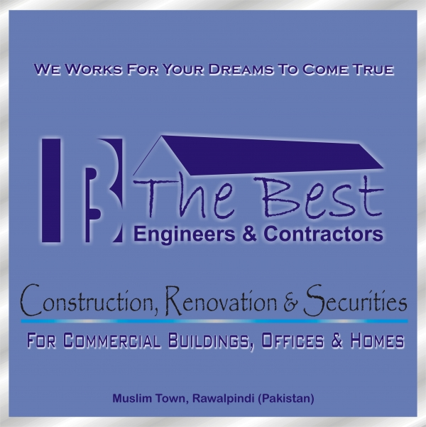 Construction in Rawalpindi, Pakistan - List of Construction