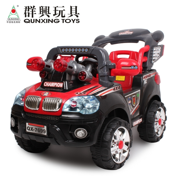 Imported Kids Rechargeable Battery Operated Jeep Toy - Little Riders