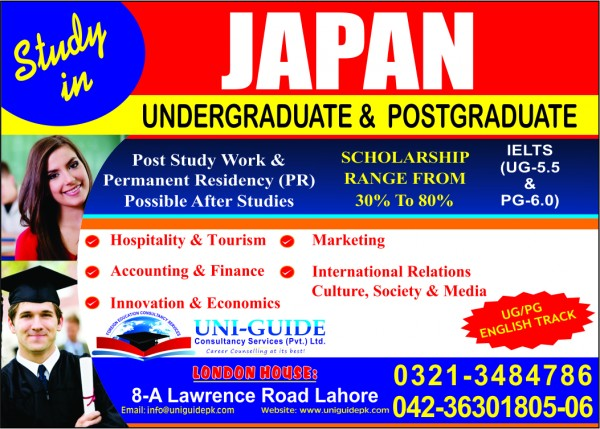 "Uni-guide consultancy services pvt. Ltd on twitter: ""live & study."