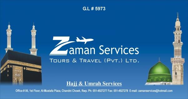 Zaman services (Rawalpindi, Pakistan) - Phone, Address