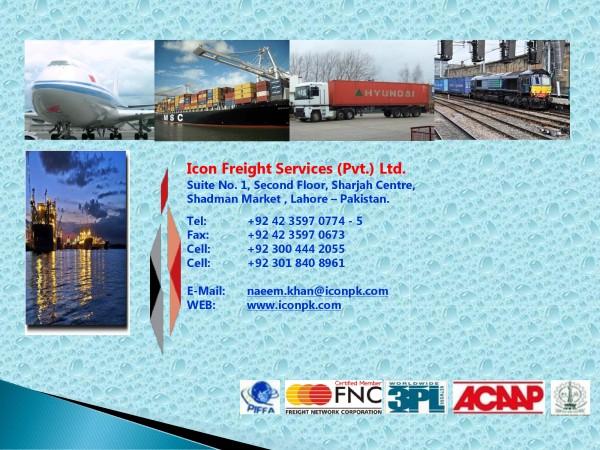 Logistics in Pakistan - List of Logistics Companies in Pakistan