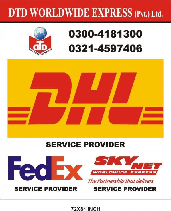 Dhl Service Provider Lahore Pakistan Contact Phone Address