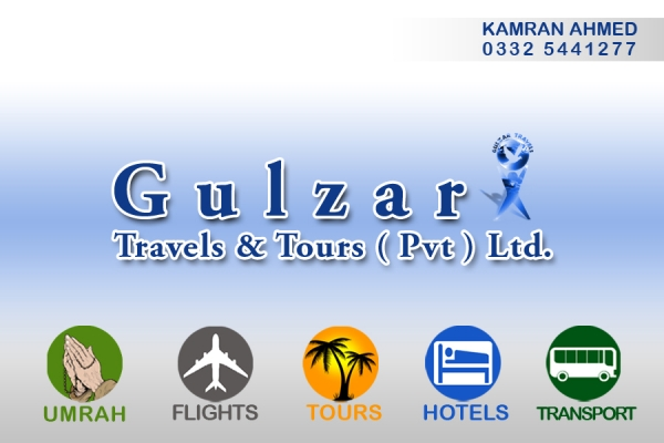 Travel Agents In Islamabad Blue Area