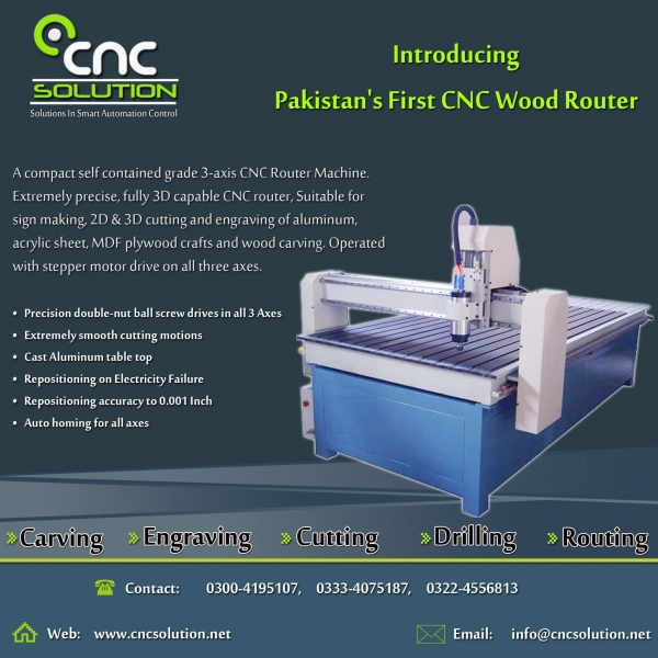 Woodworking Machinery Lahore